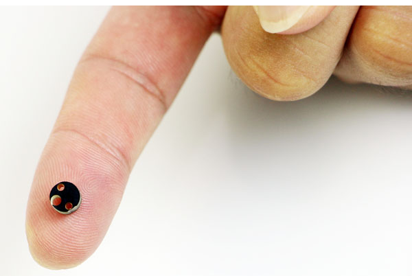 小尺寸抗金属电子标签