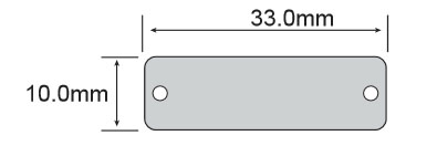RFID抗金属电子标签 RT-3310